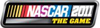 NASCAR the Game 2011 game logo