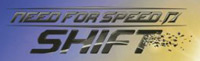'Need for Speed: Shift' game logo