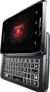 Droid 4 by Motorola