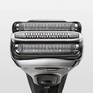 Braun 3040s Series 3 - elektrischer Rasierer Wet and Dry