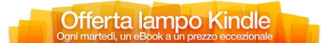 Offerta lampo Kindle