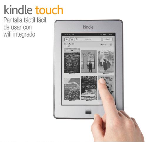 Kindle Touch: presentación
