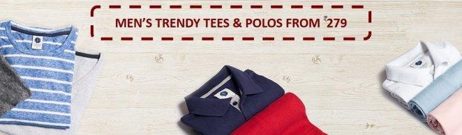Men's T-Shirts & Polos