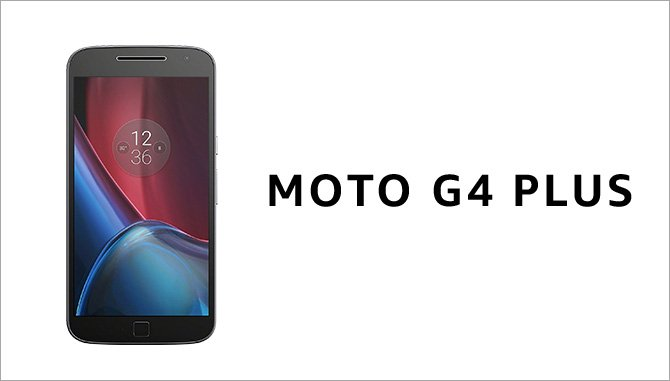 Amazon Great Indian Sale 2017 moto g4 plus offers