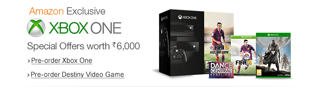 Xbox One India Launch