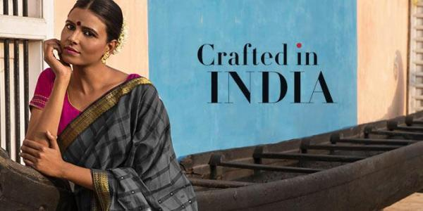 Crafted in India-Amazon Dresses
