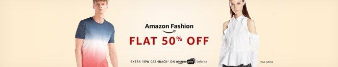Amazon Fashion: EOSS