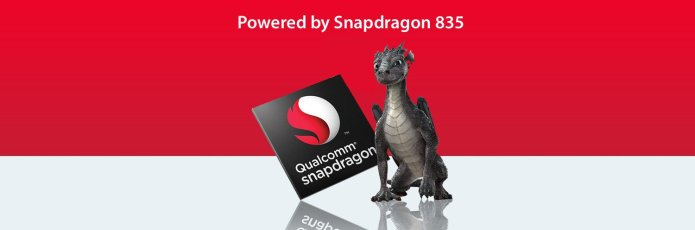 Powered by snapdragon 835