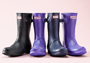 Ready for Weather: Boots