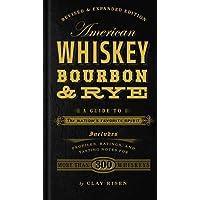 American Whiskey, Bourbon & Rye