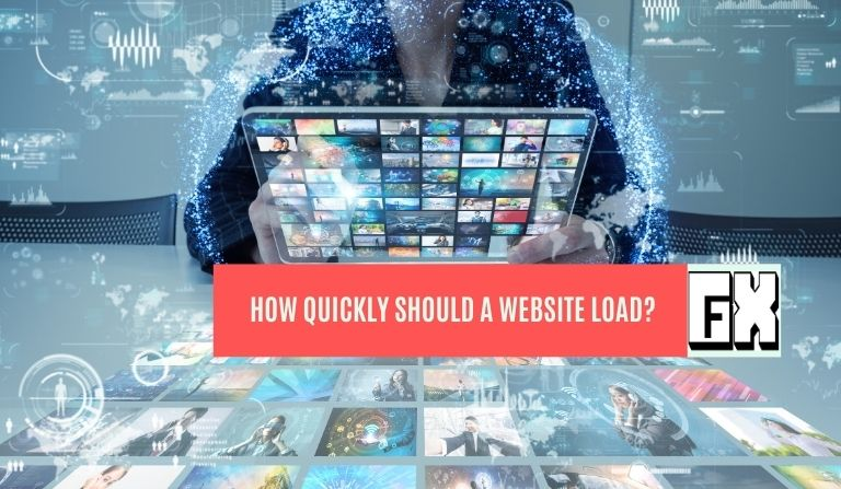How Quickly Should A Website Load