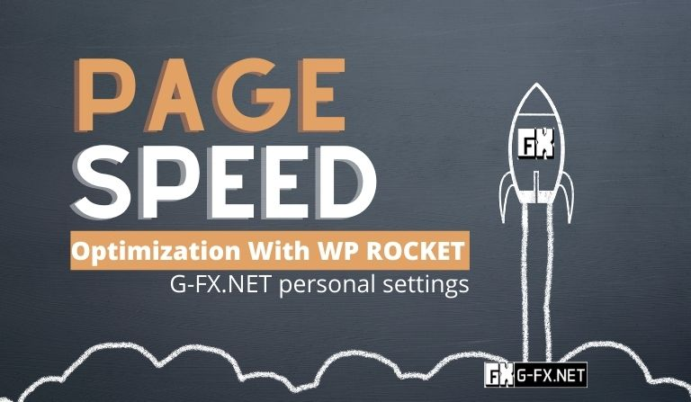 increase page speed with wp rocket
