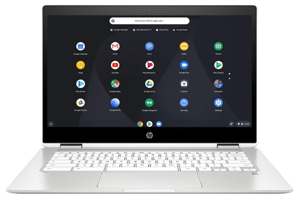 "HP 2-in-1 14"" Chromebook"