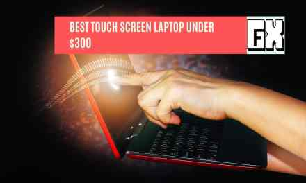 Best Touch Screen Laptop Under $300
