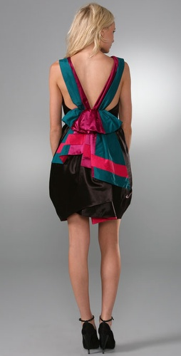 Marc by Marc Jacobs Avery Colorblock Dress