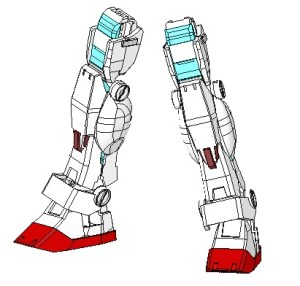 g-leg_3DCAD_data