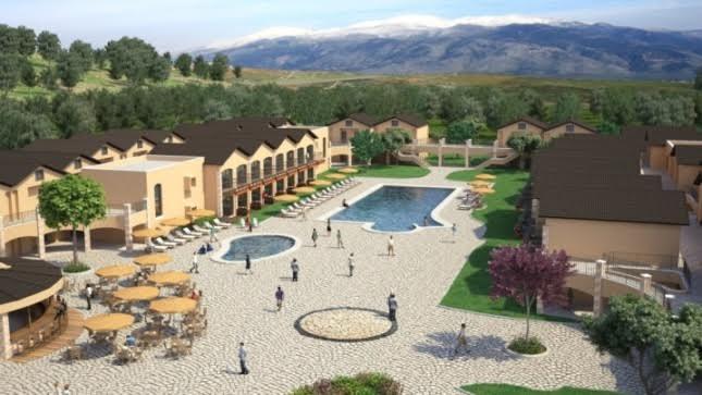 """יפתח מלון בשם """"גליליון"""" ובו 120 חדרים מפוארים"""