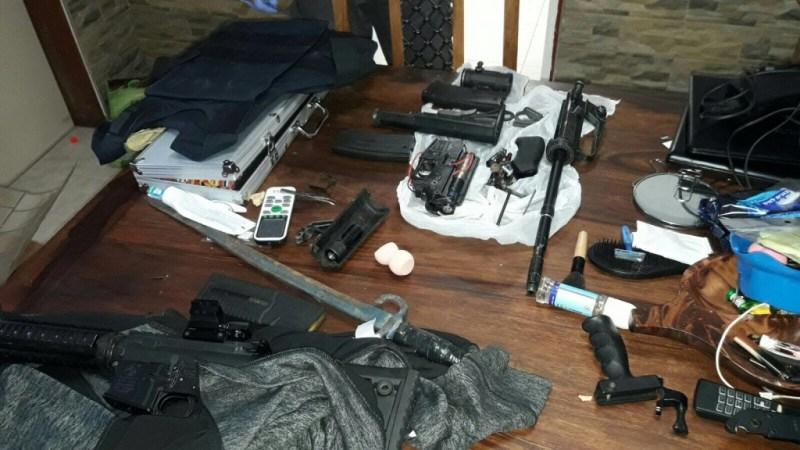 צילומים: דוברות המשטרה.