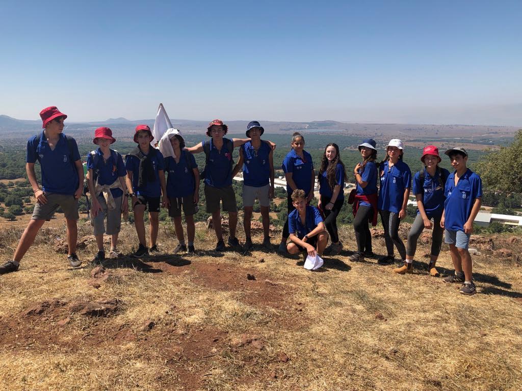 בעמק יזרעאל החליטו ממשיכים עם חטיבת בני המושבים