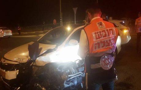 מספר שעות לאחר תאונת דרכים בה נהרגה תושבת חצור נתפס הנהג נוהג תחת שלילה