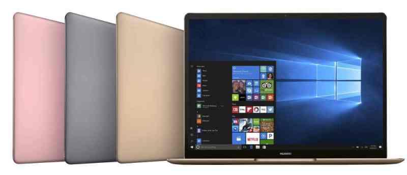 מפוארת וואווי מכריזה על שלושה מחשבים חדשים בסדרת Huawei Matebook - ג'ירפה FQ-81