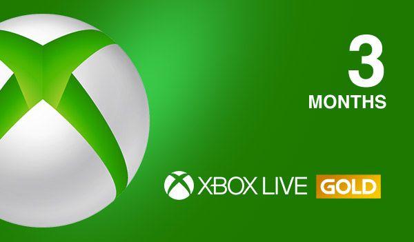האופנה האופנתית מנוי Xbox Live Gold ל-3 חודשים במחיר מבצע! - ג'ירפה YR-22