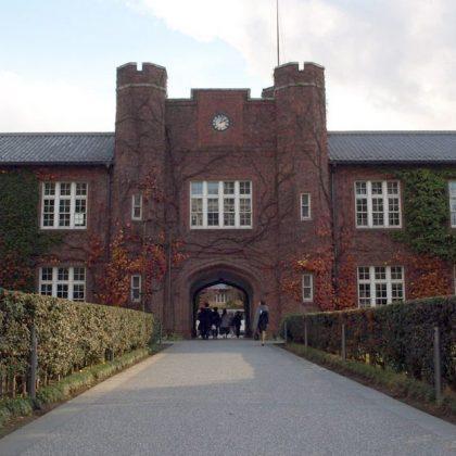 立教大学本館