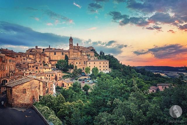 توسكانا في إيطاليا