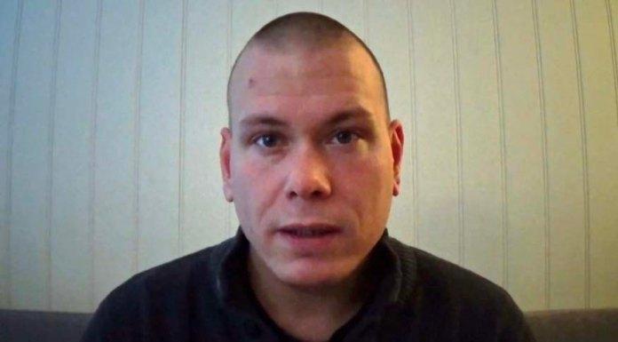 TATT: Drapsmannen Espen Andersen Bråthen blir fredag varetektsfengslet. Mannen har erkjent å ha begått de fem drapene i Kongsberg onsdag kveld.