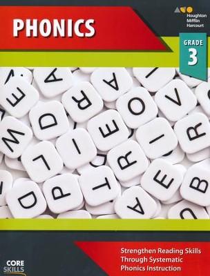 Steck-Vaughn Core Skills Phonics Workbook Grade 3  -