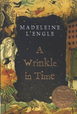 A Wrinkle in Time, Time Quintet #1  -     By: Madeleine L'Engle