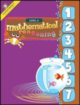Mathematical Reasoning, Level A, Grade K -