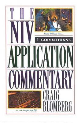 1 Corinthians: NIV Application Commentary [NIVAC]   -     By: Craig L. Blomberg