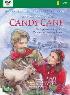 Legend of the Candy Cane, DVD