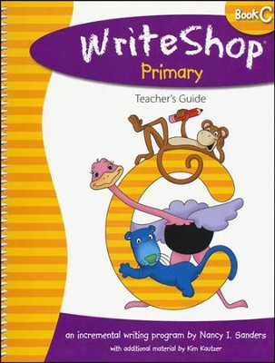 WriteShop Primary Book C  -