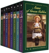 Anne of Green Gables Series 8-Volume  Boxed Set