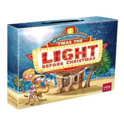 Light Before Christmas church program