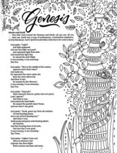 The Message Canvas Bible: Coloring and Journaling the Story of God, Spring Palette  -     By: Eugene H. Peterson