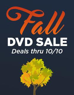 Fall Family DVD Sale