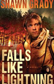 Falls Like Lightning - eBook  -     By: Shawn Grady
