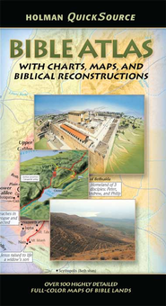 Holman QuickSource Bible Atlas - eBook  -     By: Paul Wright