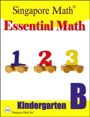 Essential Math Kindergarten B   -