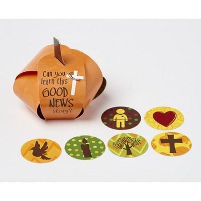 Christian Pumpkin Bible story activity kit