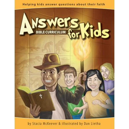 Bible Answers for Kids School Material