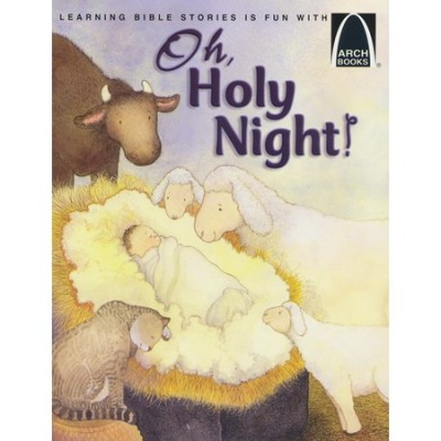 Oh Holy Night kids book