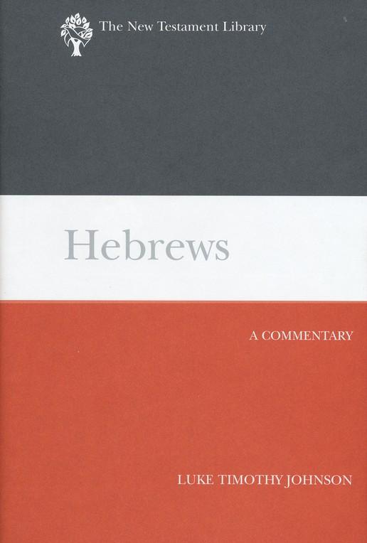 Luke Timothy Johnson's Hebrews Commentary on Sale
