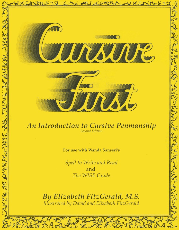 Cursive First