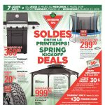 Canadian Tire Weekly Flyer 7 Days Of Savings Spring Kickoff Deals Mar 21 27 Redflagdeals Com
