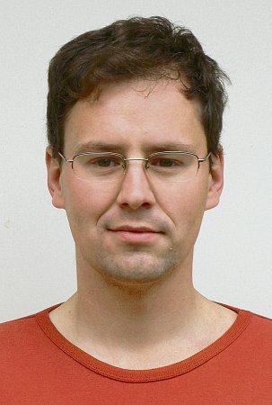 Vedoucí programu Odpady Hnutí DUHA Ivo Kropáček.