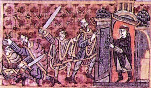 Vražda svatého Václava